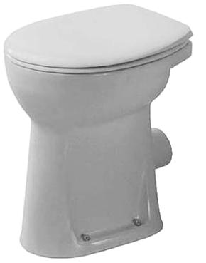 Komplett Neu WC stehend VA24